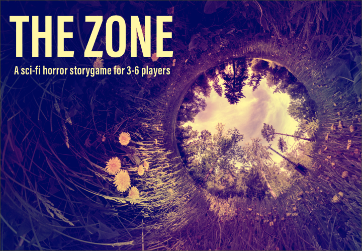 THE ZONE cover